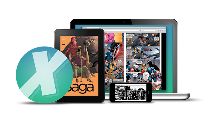 ComiXology - Hello Comic Alternatives
