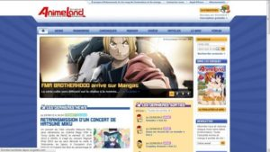 Animeland - Sites Like KissAnime