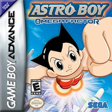 Beat' em up GBA game