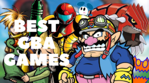 20 Best GBA (Game Boy Advance) Games of All Time