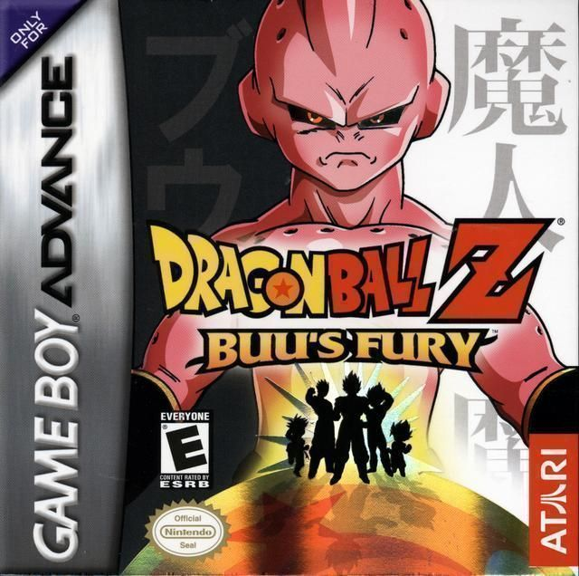 Dragon Ball Z Buu's Fury - Best Role-playing GBA games