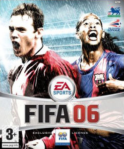 FIFA 06 - gba sports games