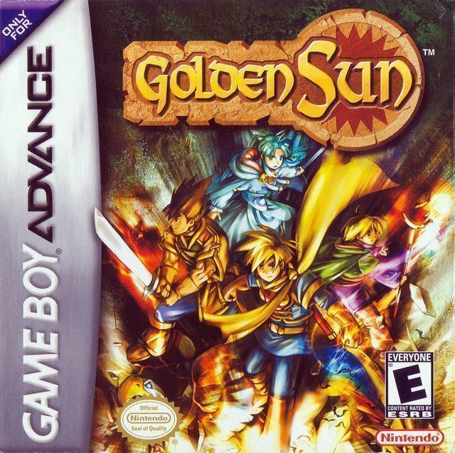 Golden Sun is Best GBA games