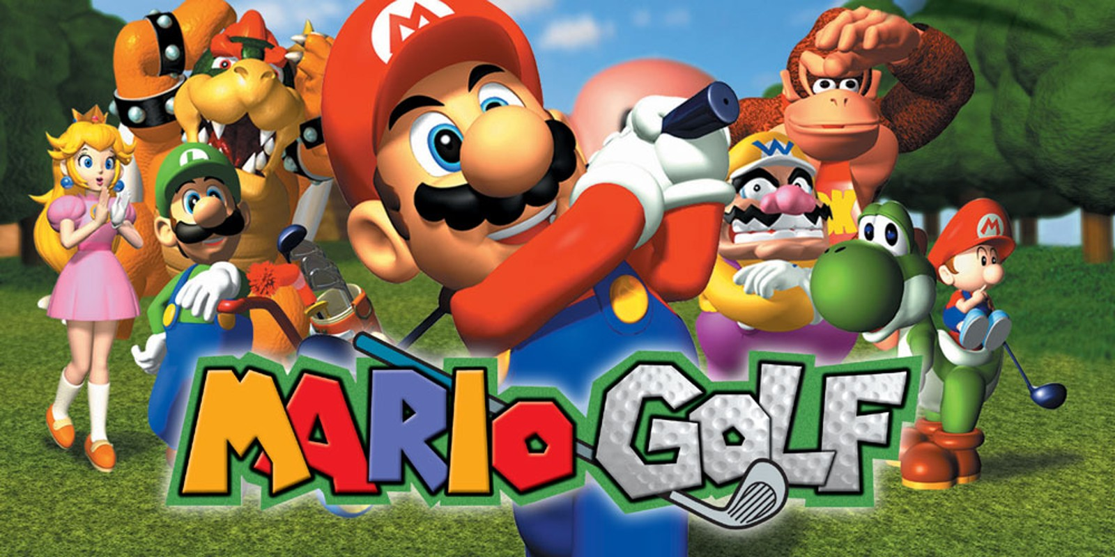 Mario Golf - Best GBA sports games