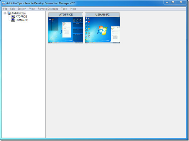 Remote Desktop Software by Windows