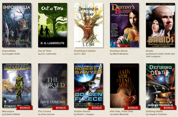 StoryBundle - Site like Humble Bundle