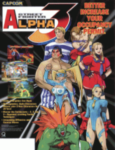 Street Fighter Alpha 3 - Best fighting gba games