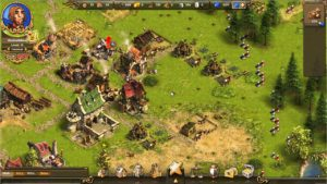 The Settlers Online - free games like age of empires