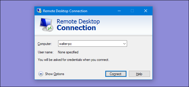 Windows Remote Desktop Connection - Remote Desktop Software