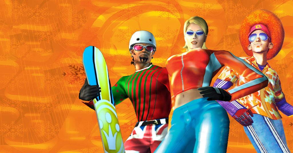 ssx tricky - best gba games