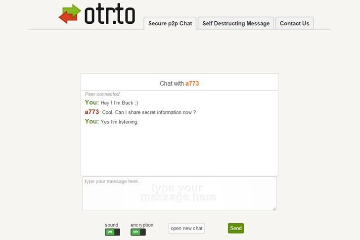 Otr, Sites Like ChatPad to Chat Online