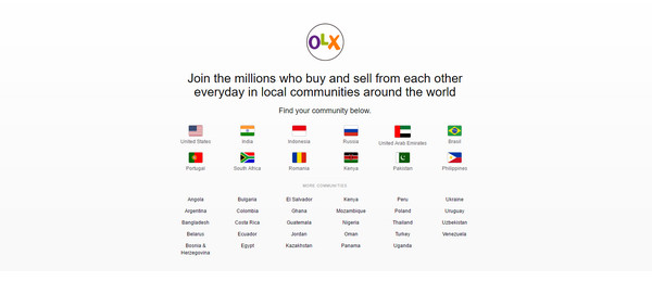 OLX is popular alternative to backpage