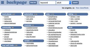 backpage alternatives sites for buying and selling products online