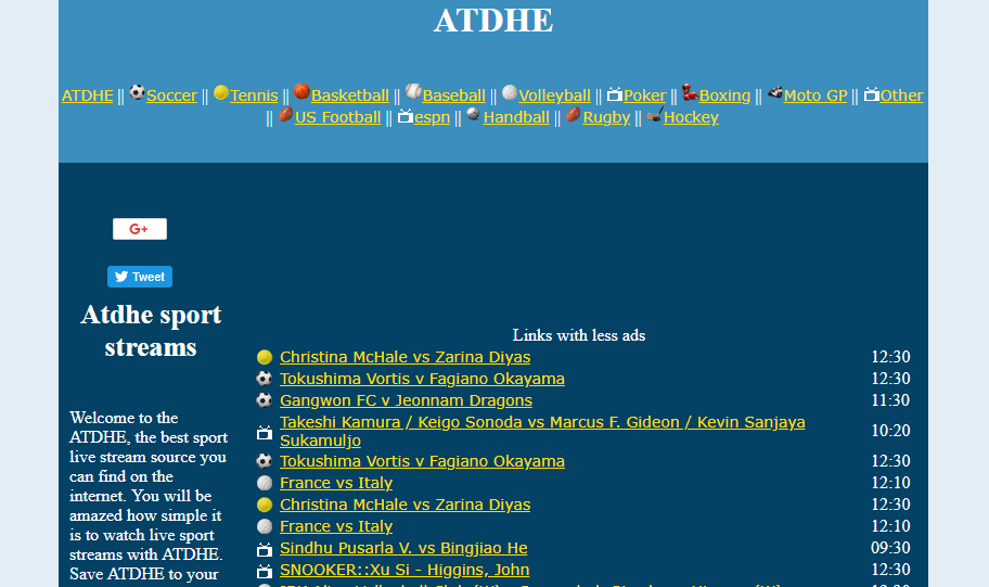 atdhe-to- wiziwig alternative site