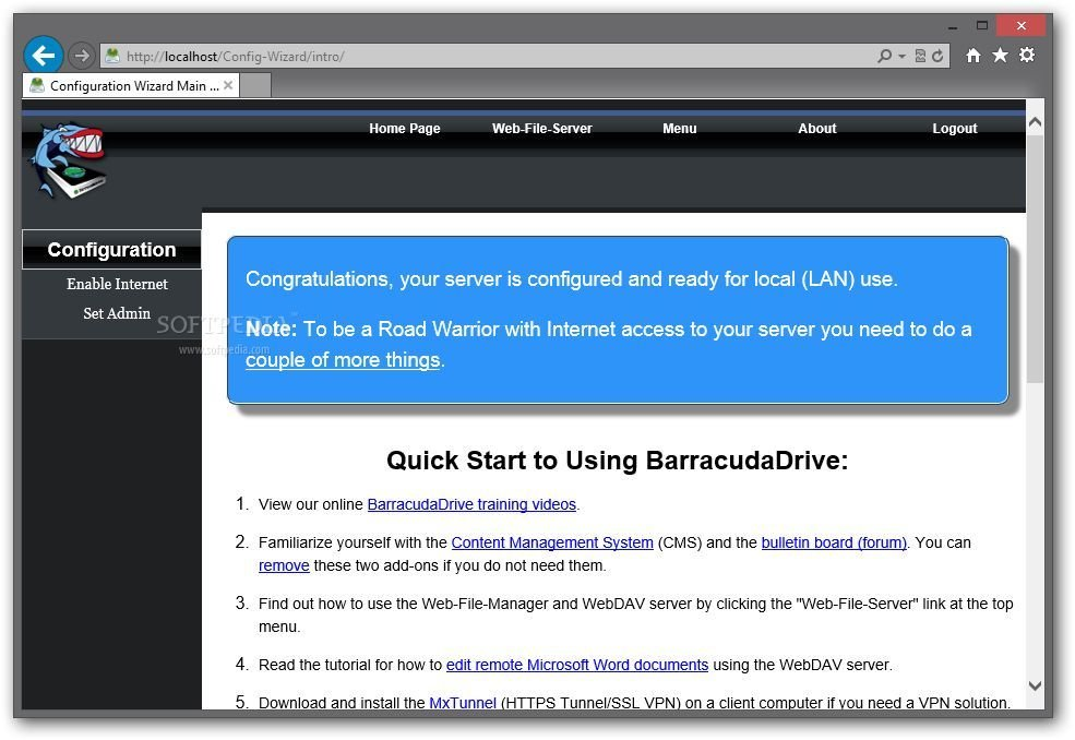 BarracudaDrive-index