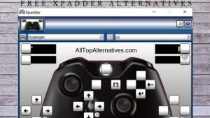 Free Xpadder Alternatives