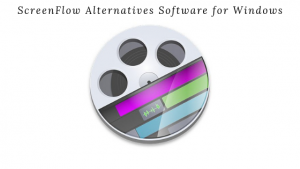 ScreenFlow alternatives software