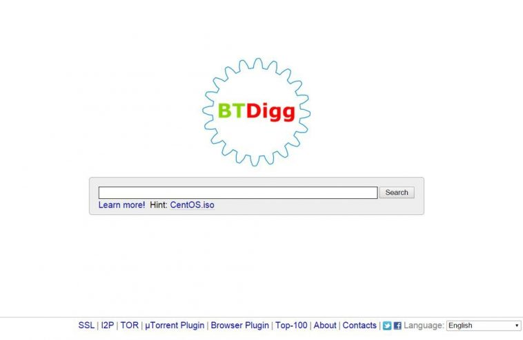 BTDigg-DHT-Search-Engine