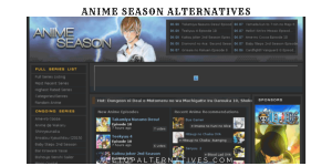 ANIME SEASON ALTERNATIVES